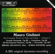 Mikael Helasvuo, Jukka Savijoki: Giuliani: Complete Works for Flute and Guitar, Vol.2 - CD