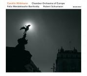 Carolin Widmann, Chamber Orchestra Of Europe: Mendelssohn/ Schumann: Violin Concertos - CD