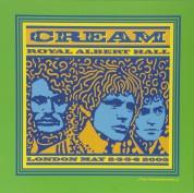 Cream: Live At The Royal Albert Hall 2005 - Plak