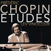 Lev Vinocour: Chopin: Etudes - CD