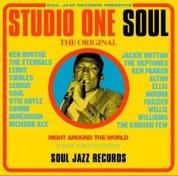Çeşitli Sanatçılar: Studio One Soul - Plak