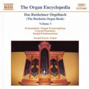 Buxheimer Orgelbuch (Das), Vol.  3 - CD