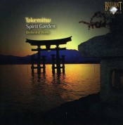 Tokyo Metropolitan Symphony Orchestra, Ryusuke Numajiri, Hiroshi Wakasugi: Takemitsu: Spirit Garden, Orchestral Works (EUR) - CD