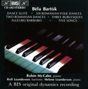 Rolf Leanderson, Robin McCabe, Helene Leanderson: Bela Bartok - Piano Music - CD
