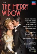 Renée Fleming, Nathan Gunn, Kelli O'Hara, Thomas Allen, Metropolitan Opera Orchestra, Andrew Davis: Lehar: The Merry Widow - BluRay