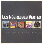 Les Négresses Vertes: Original Album Series - CD