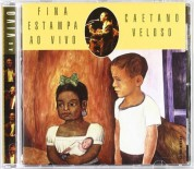 Caetano Veloso: Fina Estampa Ao Vivo - CD