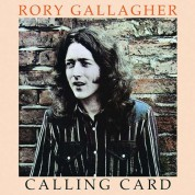 Rory Gallagher: Calling Card (Remastered) - Plak