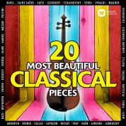 Çeşitli Sanatçılar: 20 Most Beautiful Classical Pieces - CD