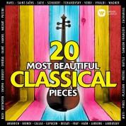 Çeşitli Sanatçılar: 20 Most Beautiful Classical Pieces - CD