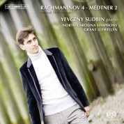 Yevgeny Sudbin, North Carolina Symphony Orchestra, Grant Llewellyn: Medtner/Rachmaninov: Piano Concertos - SACD