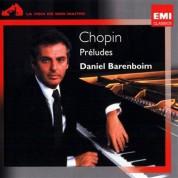 Daniel Barenboim: Chopin: Preludes - CD