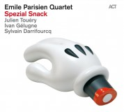 Emile Parisien Quartet: Spezial Snack - CD