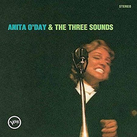 Anita O'Day: The Three Sounds - Plak