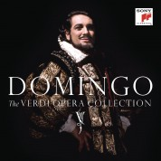 Plácido Domingo: The Verdi Opera Collection - CD