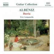 Campanella Trio: Albeniz: Iberia (Arr. for 3 Guitars) - CD