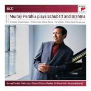 Murray Perahia: Plays Brahms & Schubert - CD