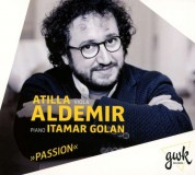 Atilla Aldemir, Itamar Golan: Passion - CD