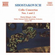 Shostakovich: Cello Concertos Nos. 1 and 2 - CD