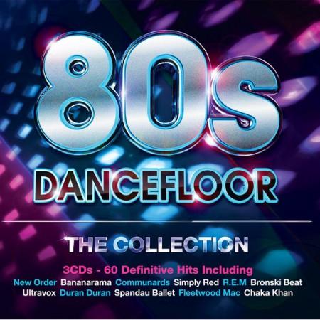 Çeşitli Sanatçılar: 80s Dancefloor -The Collection - CD