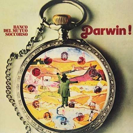 Banco Del Mutuo Soccorso: Darwin - Plak