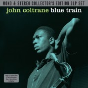John Coltrane: Blue Train (Mono & Stereo Versions) - Plak
