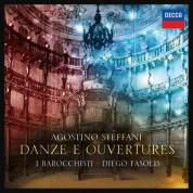 Coro della Radiotelevisione Svizzera, Diego Fasolis, I Barocchisti: Steffani: Danze E Ouvertures - CD