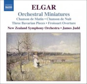 Elgar: Orchestral Miniatures - CD