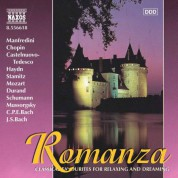 Romanza - Classical Favourites for Relaxing and Dreaming - CD