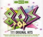 Çeşitli Sanatçılar: 80s Pop - 111 Original Hits - CD