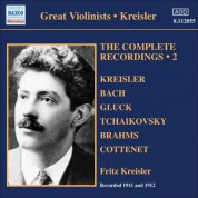 Fritz Kreisler: Kreisler: The Complete Recordings, Vol. 2 (1911-1912) - CD