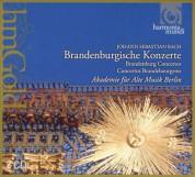 Akademie für Alte Musik Berlin: J.S. Bach: Brandenburgische Konzerte - CD