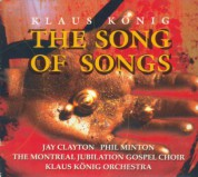 Klaus König Orchestra: The Song Of Songs - CD