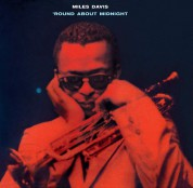 Miles Davis: Round About Midnight + 1 Bonus Track. Limited Edition In Transparent Blue Colored Vinyl. - Plak
