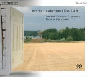 Swedish Chamber Orchestra, Thomas Dausgaard: Dvorak: Symphonies Nos. 6 & 9 - SACD
