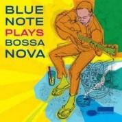 Çeşitli Sanatçılar: Blue Note Plays Bossa Nova - CD