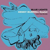 Kenny Burrell: Blue Lights - CD