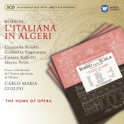 Carlo Maria Giulini: Rossini: Italiana in Algeri - CD