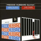 Freddie Hubbard: Here To Stay + Hub-Tones - CD