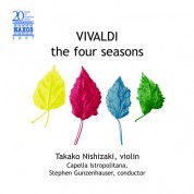 Takako Nishizaki: Vivaldi, A.: 4 Seasons (The) / Concerto Alla Rustica - CD