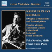Kreisler Plays Kreisler - CD