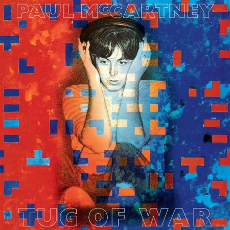 Paul McCartney: Tug of War - Plak