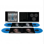 Rammstein: Paris Live:  (Box-Set - Blue Vinyl) - Plak