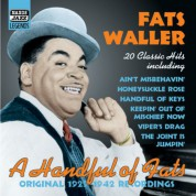 Waller, Fats: A Handful of Fats - Classic Hits (1929-1942) - CD