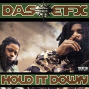 Das EFX: Hold It Down - Plak