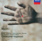 Christopher Hogwood, Emma Kirkby, Academy of Ancient Music: Mozart: Requiem KV 626 - CD