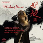 Taipei Chinese Orchestra, Sharon Bezaly: Chinese Flute concerts - SACD