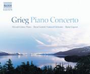 Bjarte Engeset: Grieg: Orchestral Music, Vol. 1: Piano Concerto - Symphonic Dances - In Autumn - CD