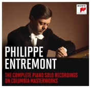 Philippe Entremont: The Complete Piano Solo Recordings On Columbia Masterworks - CD