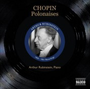 Arthur Rubinstein: Chopin: Polonaises - CD